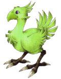 Ein Grüner Chocobo