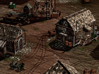 Corel war ein ärmliches und kleines Dorf