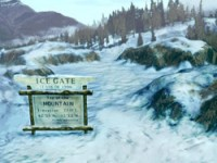 Die Pforte zum Großen Schneegebiet
