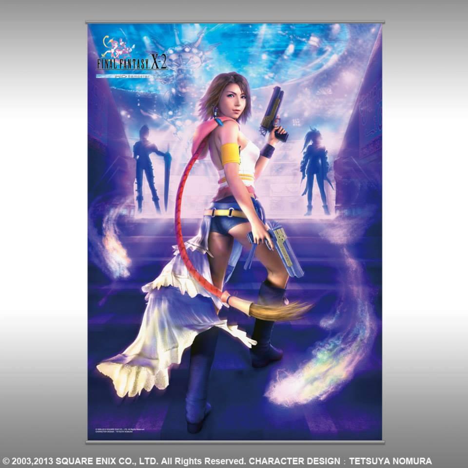 Ffx Bruderherz ff x | x-2 hd remaster: merchandise zum release?