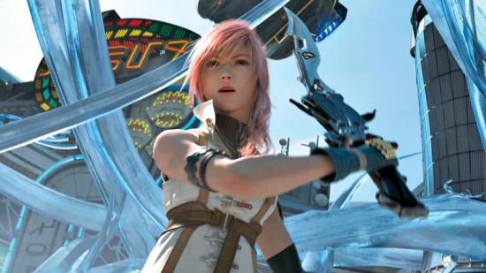 Lightning in Final Fantasy XIII. Die damals eher wortkarge Ex-Soldatin hat im Laufe der Jahre und Nachfolger einen extremen Wandel durchlebt.